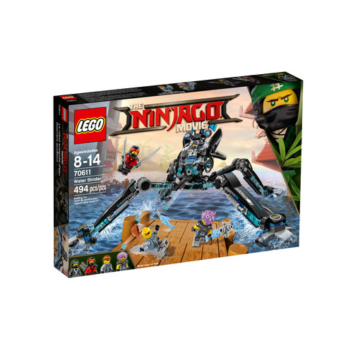 LEGO Ninjago Water Strider Mech Set