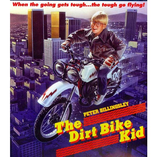 The Dirt Bike Kid (Blu-ray Disc)