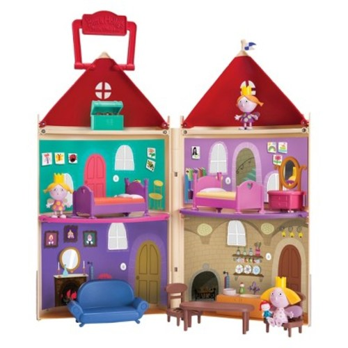 Ben & Holly's Deluxe Castle Playset