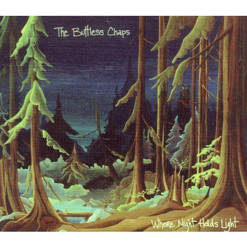 Where Night Holds Light [CD]