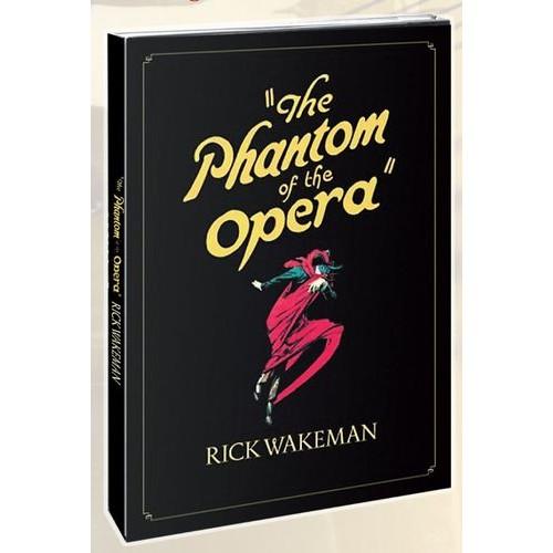 The Phantom of the Opera [CD & DVD]