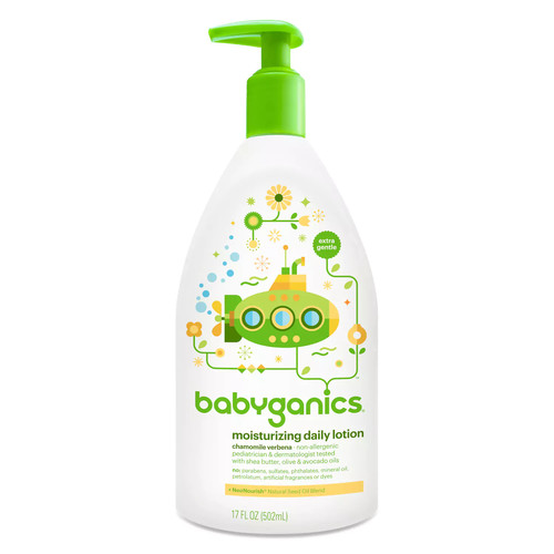 Babyganics 17-oz. Moisturizing Daily Lotion
