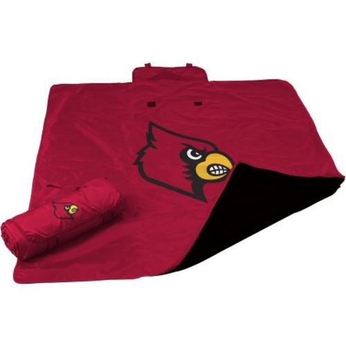 Louisville Cardinals All-Weather Blanket
