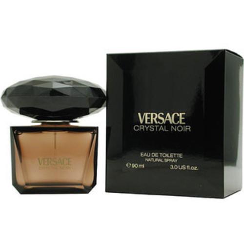 Crystal Noir by Versace Women's 1-ounce Eau de Toilette Spray