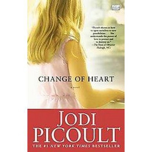 Change of Heart (Reprint) (Paperback) by Jodi Picoult