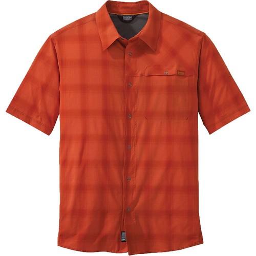 Outdoor Research Astroman Short-Sleeve Sun Shirt - Men's