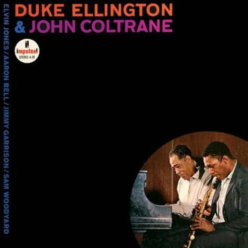 Duke Ellington & John Coltrane [LP] - VINYL
