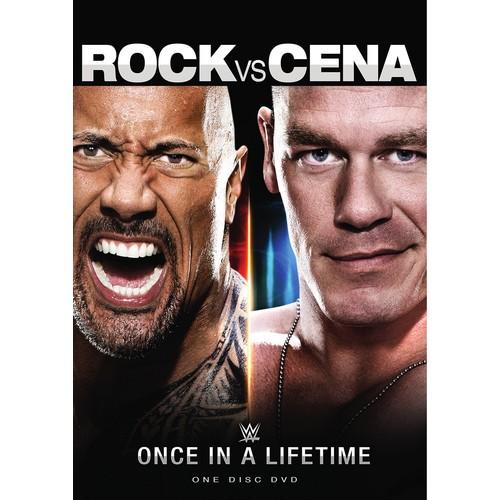 WWE: Rock vs. Cena [DVD] [2014]