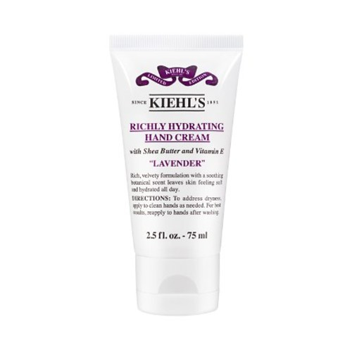 Richly Hydrating Lavender Hand Cream