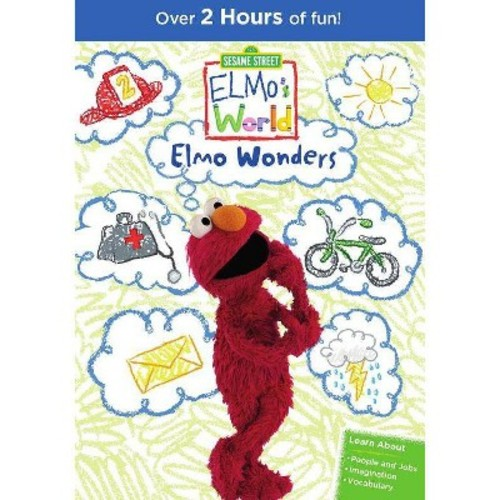 Elmo's world:Elmo wonder (DVD)