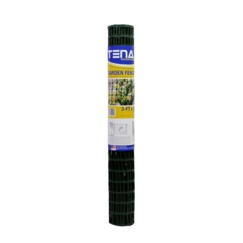 Tenax 2ft x 25ft Mesh Home & Garden Fence (2A140089)