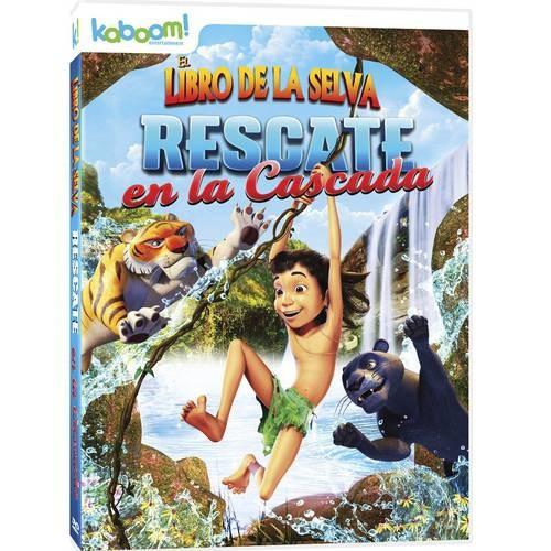 El Libro De La Selva: Rescate En La Cascada (DVD)