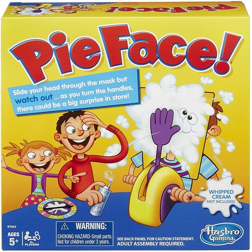 Hasbro Gaming-Pie Face! [Standard Packaging]