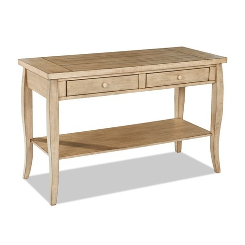 Klaussner Furniture Coffee, Console, Sofa & End Tables Made to Order Glen Valley Sofa Entryway Table