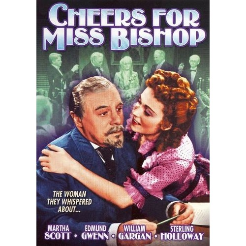 Cheers for Miss Bishop [DVD] [1941]