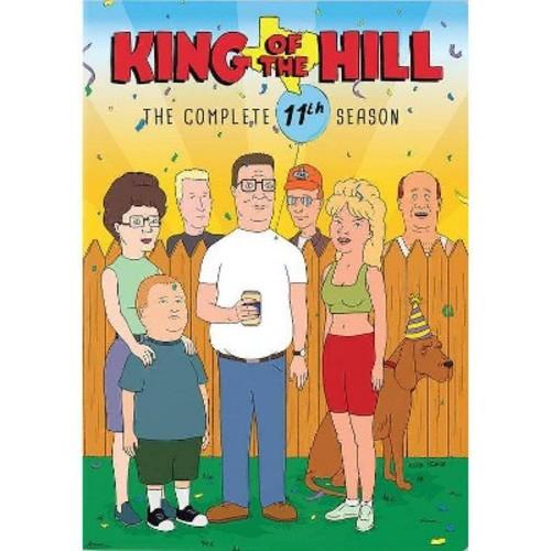 King of the hill:Season 11 (DVD)