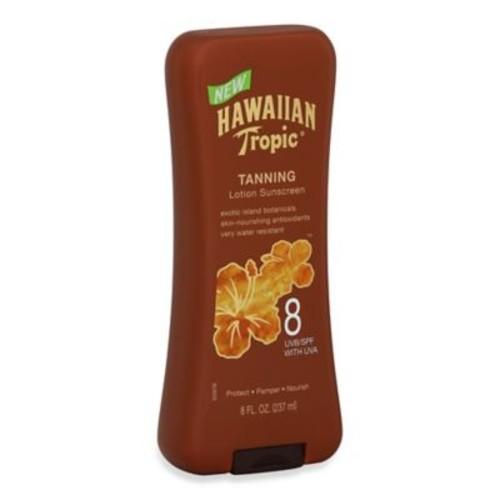 Hawaiian Tropic 8 oz. Sheer Touch Lotion Sunscreen Broad Spectrum SPF 8