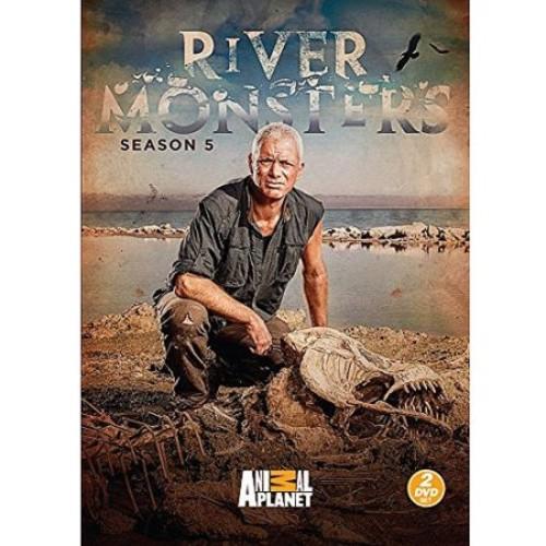 River Monsters: Season 5 (Widescreen)
