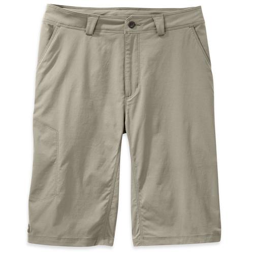OUTDOOR RESEARCH Men's Equinox Metro Shorts, 12 In.