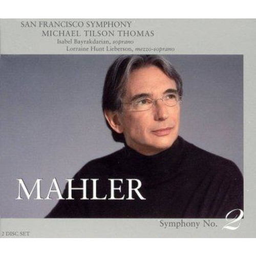 San Francisco Symphony - Mahler: Symphony No 2
