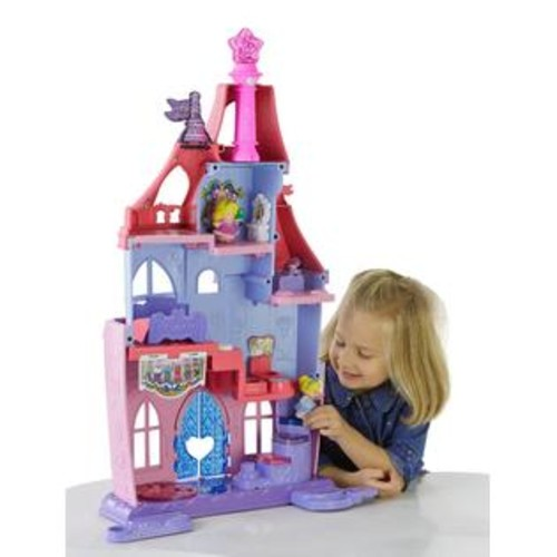 Fisher -Price Little People Disney Princess Magical Wand Palace Playset