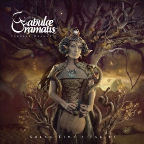 Fabulae Dramatis - Solar Time's Fables (CD)