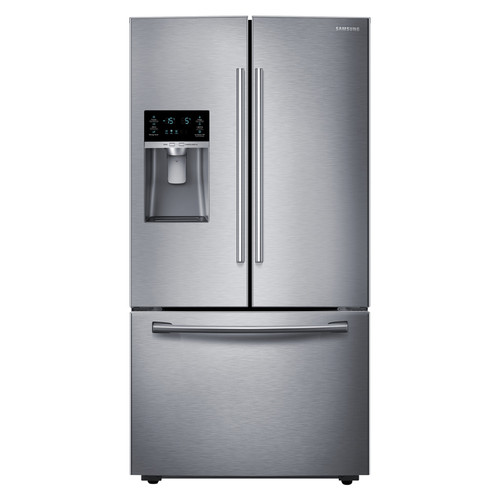 Samsung 28.0 Cu. Ft. French Door Refrigerator - Stainless Steel