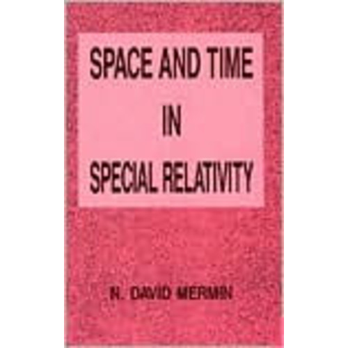 Space and Time in Special Relativity / Edition 1