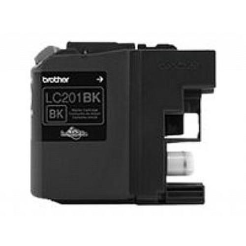 Brother LC201BK - Black - original - black - ink cartridge - for Brother DCP-J562DW, MFC-J460DW, MFC-J480DW, MFC-J485DW, MFC-J680DW, MFC-J880DW, MFC-J885DW