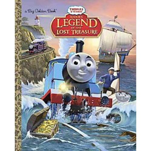 Sodor's Legend of the Lost Treasure (Hardcover)