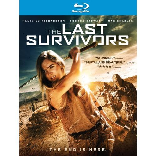 The Last Survivors (Blu-ray Disc)