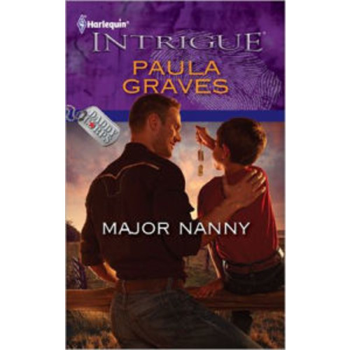Major Nanny (Harlequin Intrigue Series #1305)
