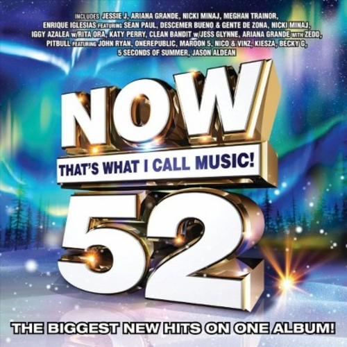 Various Artists - Now That's What I Call Music! 52 (CD)