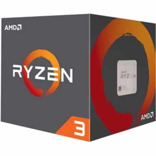 AMD Ryzen 3 1300x Processor with Wraith Cooler