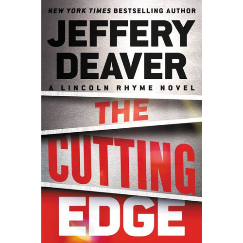 The Cutting Edge (Lincoln Rhyme Series #14)