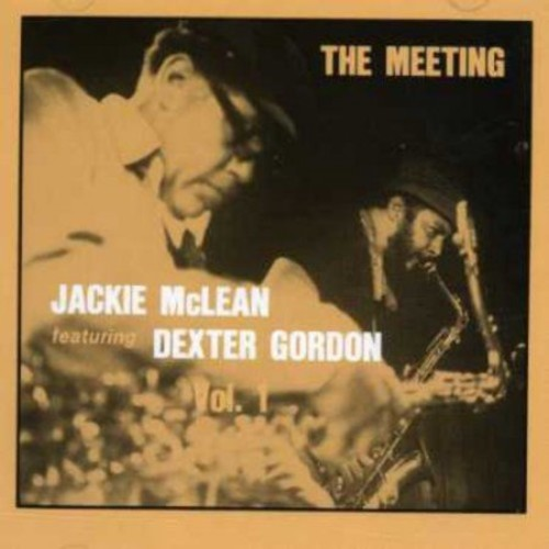 The Meeting [CD]