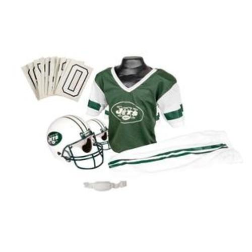 Franklin Sports NFL Jets Uniform Set - Medium