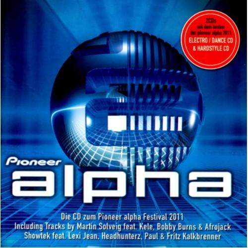 Pioneer Alpha Festival [CD]