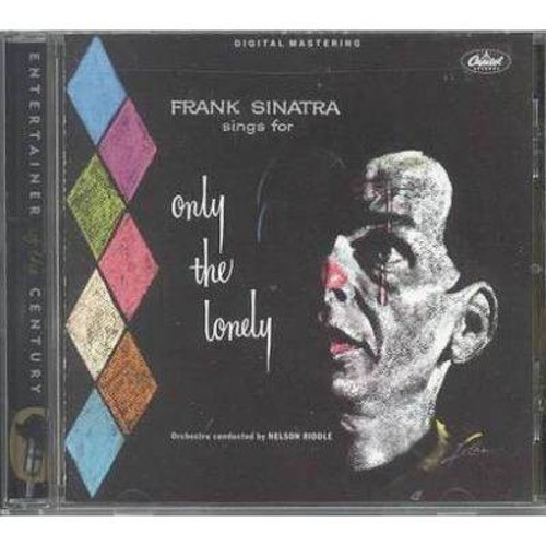 Frank sinatra - Only the lonely (CD)