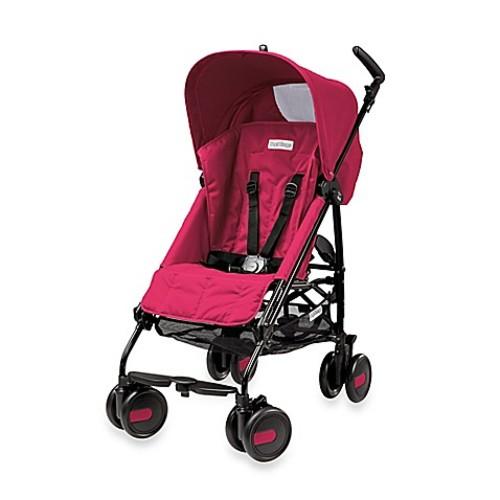 Peg Perego Pliko Mini Stroller in Fleur