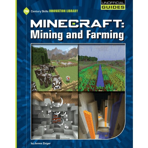 Minecraft Mining and Farming