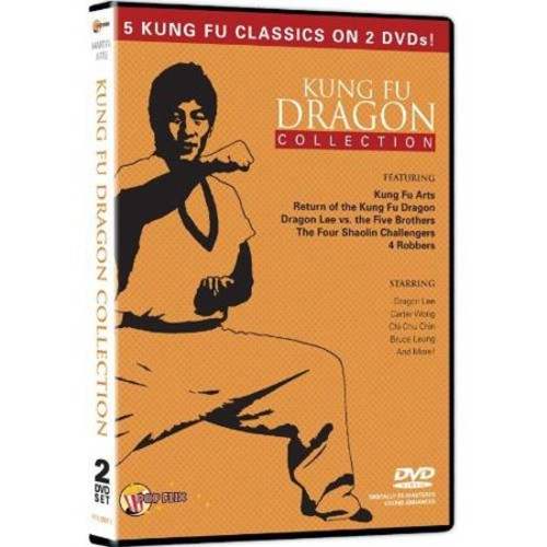 Kung Fu Dragon Collection [2 Discs] [DVD]