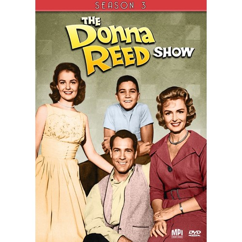 The Donna Reed Show: Season 3 [5 Discs] [DVD]