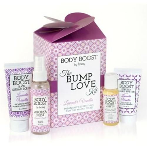 basq 4-Piece Body Boost The Bump Love Kit in Lavender Vanilla