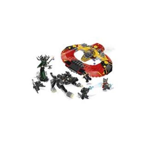 LEGO Marvel Super Heroes Thor Ragnarok: The Ultimate Battle for Asgard (76084)