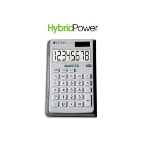 Datexx Hybrid Power Wallet Calculator