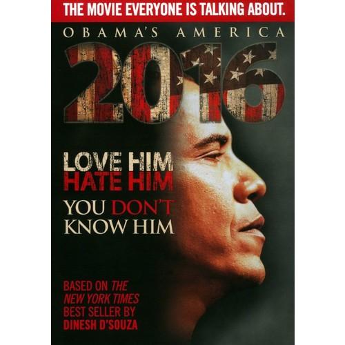 2016: Obama's America [DVD] [2012]