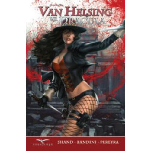 Van Helsing vs Dracula