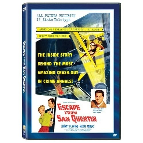 Escape from San Quentin [DVD] [1957]