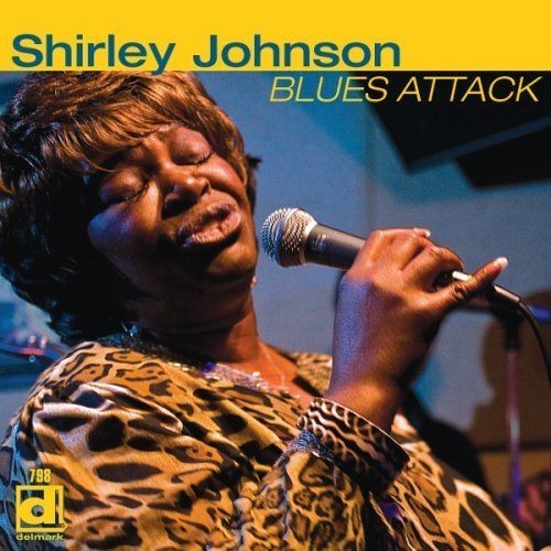 Blues Attack [CD]